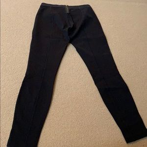 Black JCrew pixie riding pants